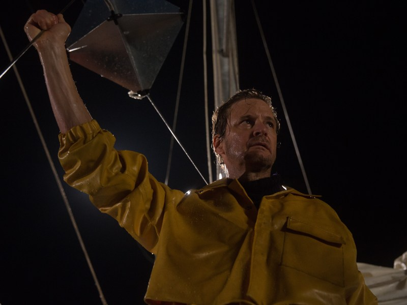 Colin Firth as Donald Crowhurst in The Mercy.