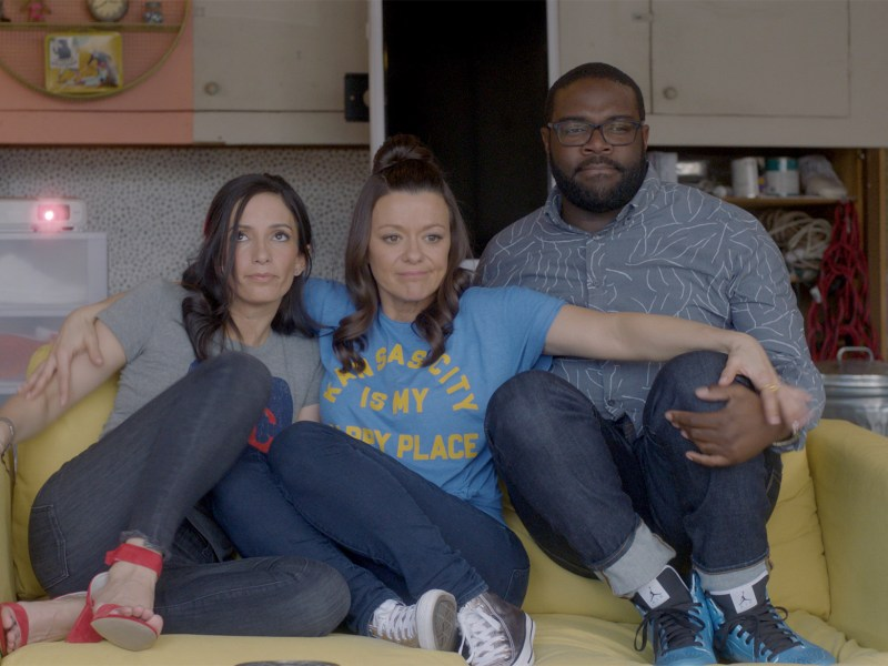 Danielle Uhlarik, Maribeth Monroe, and Sam Richardson appear in Bootstrapped by Danielle Uhlarik, an official selection of the Indie Episodic program at the 2019 Sundance Film Festival.