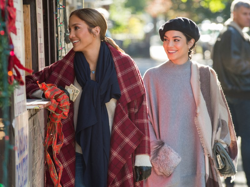 Jennifer Lopez and Vanessa Hudgens star in Second Act