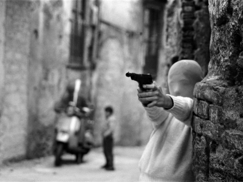 A still from Shooting the Mafia by Kim Longinotto, an official selection of the World Cinema Documentary Competition at the 2019 Sundance Film Festival.