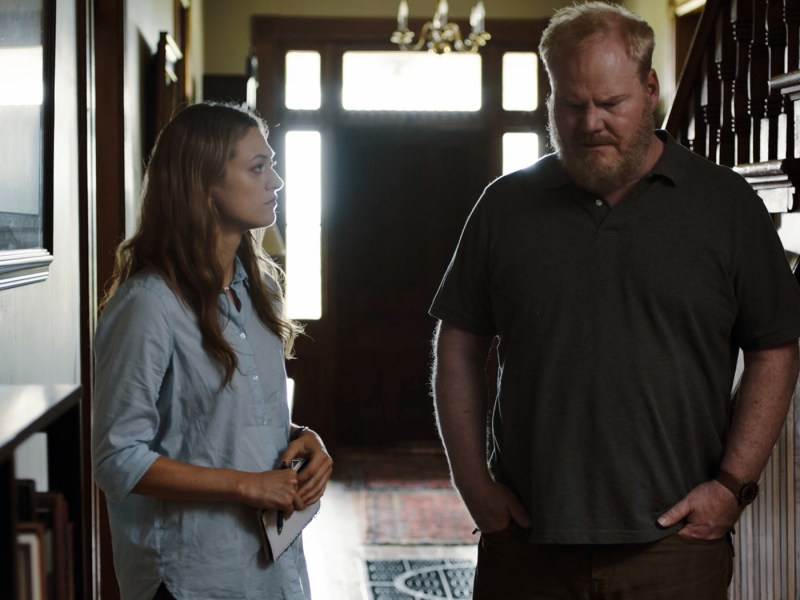 Marin Ireland and Jim Gaffigan appear in Light From Light by Paul Harrill, an official selection of the NEXT program at the 2019 Sundance Film Festival.