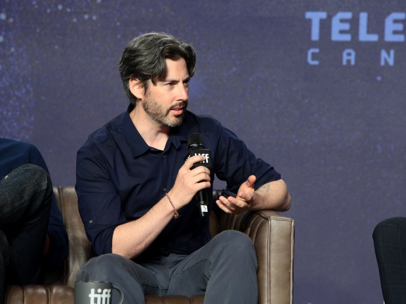 Ghostbusters director Jason Reitman