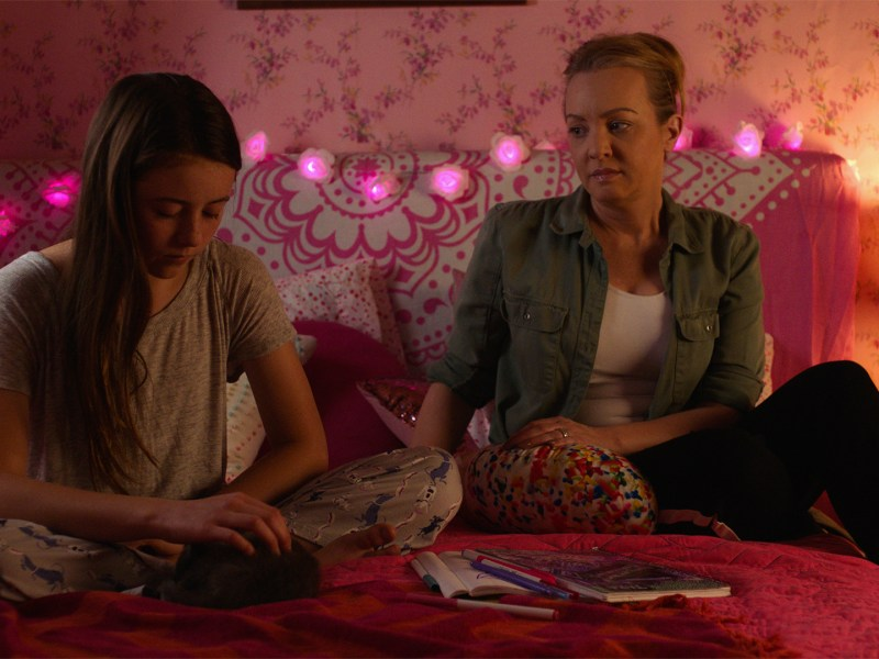 Kate Alberts and Wendi McLendon-Covey appear in Imaginary Order by Debra Eisenstadt, an official selection of the U.S. Dramatic Competition at the 2019 Sundance Film Festival.