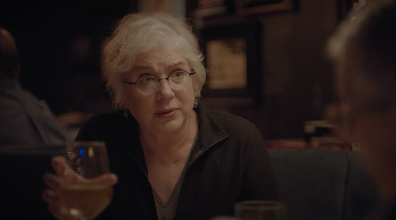 Julia Sweeney appears in Work in Progress by Abby McEnany and Tim Mason, an official selection of the Indie Episodic program at the 2019 Sundance Film Festival.