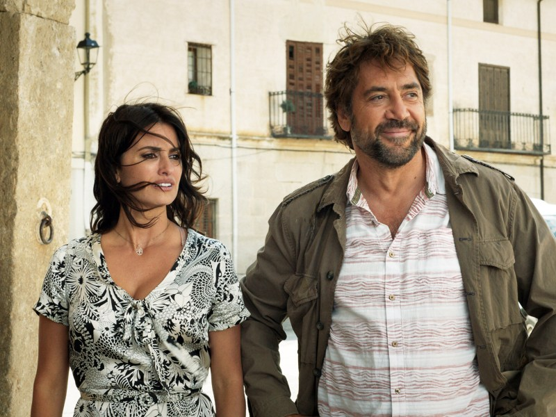 Penélope Cruz stars as Laura and Javier Bardem as Paco in Asghar Farhadi's Everybody Knows, a Focus Features Release.