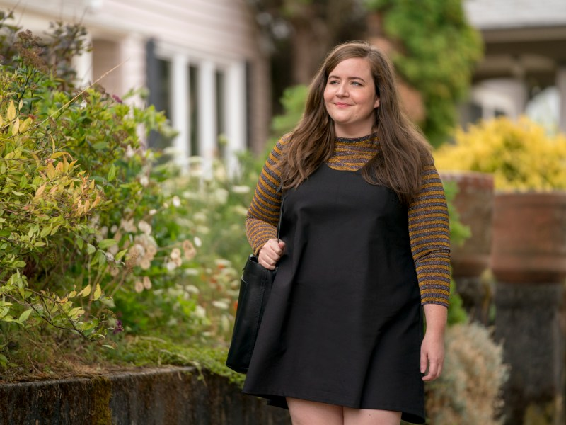 Aidy Bryant as Annie Easton in Shrill.