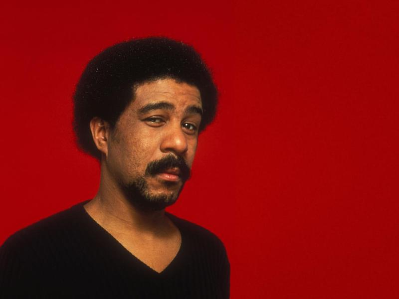 A portrait of Richard Pryor in I am Richard Pryor.