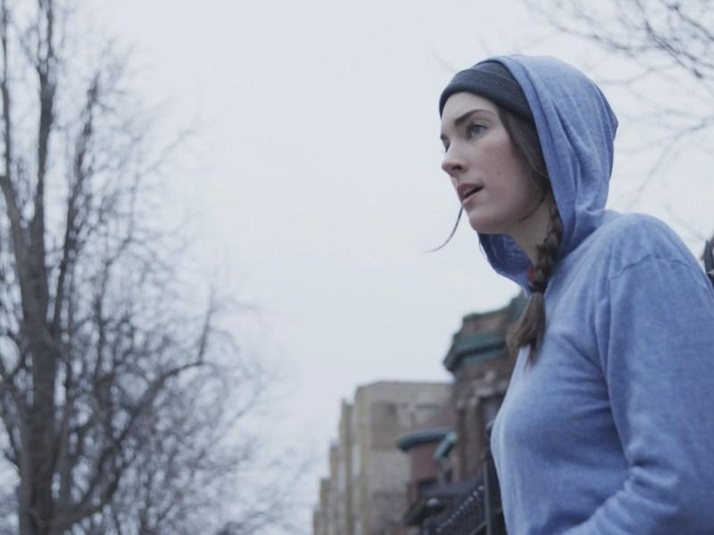Clare Cooney in Runner.