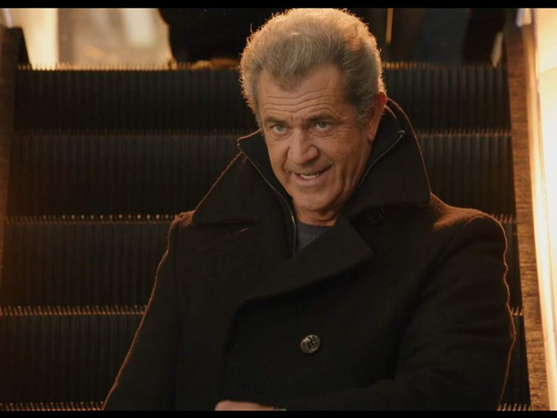 Mel Gibson in Daddy's Home 2.