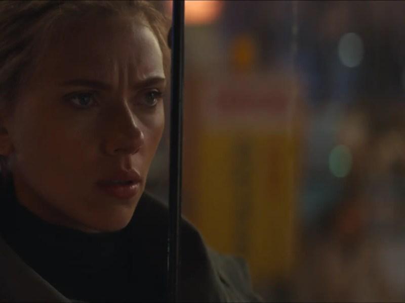 Black Widow/Natasha Romanoff (Scarlett Johansson) in Marvel Studios' Avengers: Endgame.