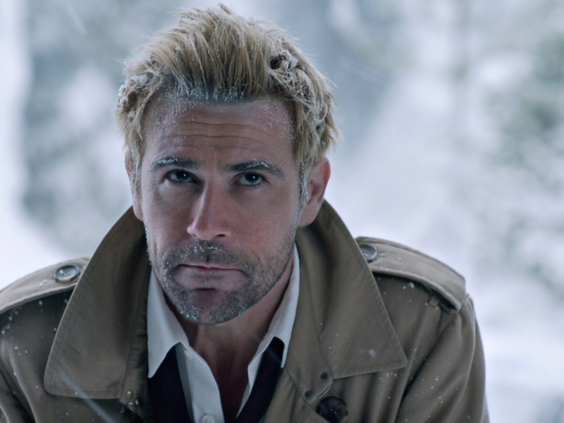 Matt Ryan as John Constantine in DC's Legends of Tomorrow.