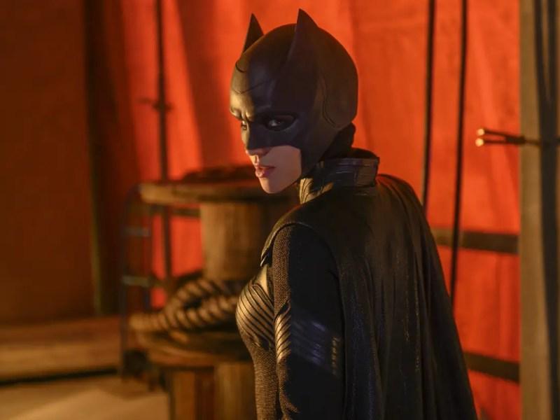 Ruby Rose as Kate Kane/Batwoman in Batwoman