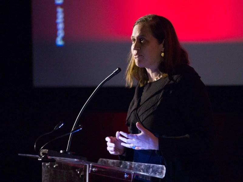 Artistic Director Mimi Plauché