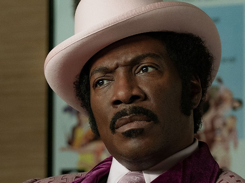 Eddie Murphy in Dolemite Is My Name
