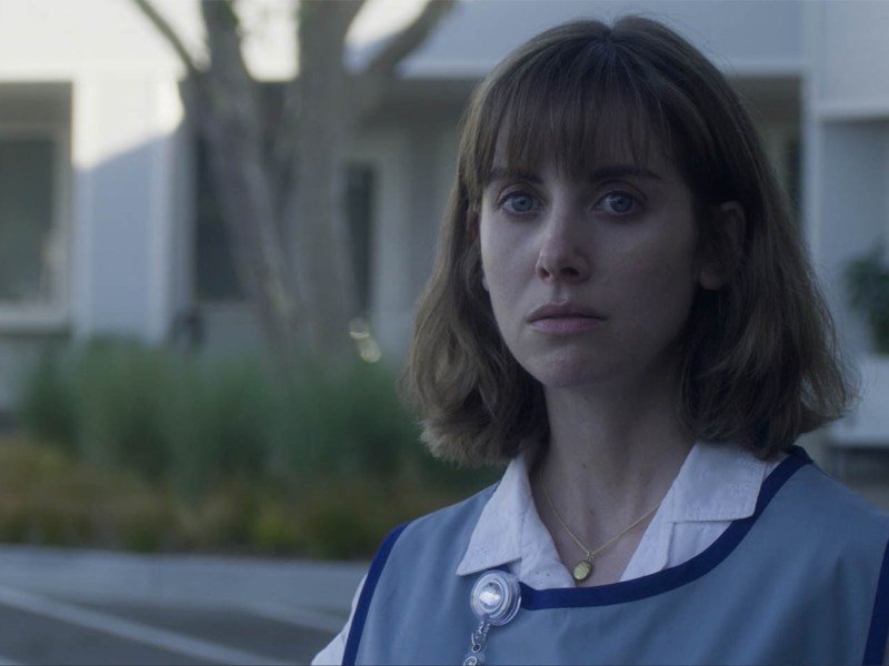 Alison Brie appears in Horse Girl by Jeff Baena, an official selection of the Premieres program at the 2020 Sundance Film Festival.