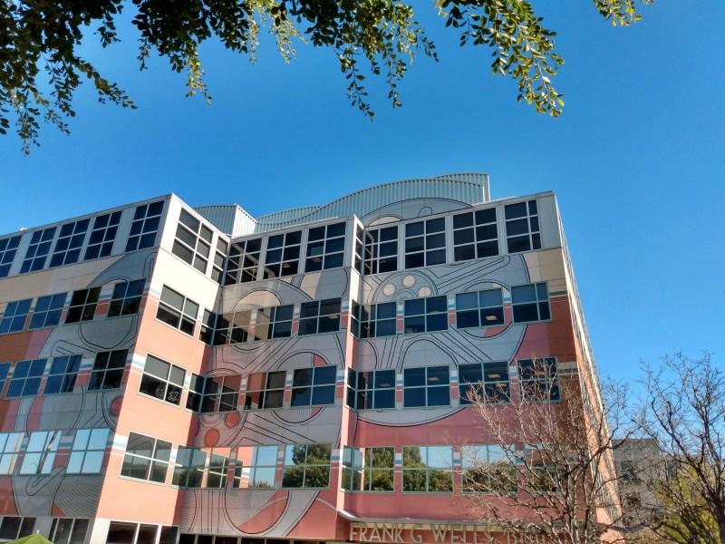 The Frank Wells Building at Walt Disney Studios.