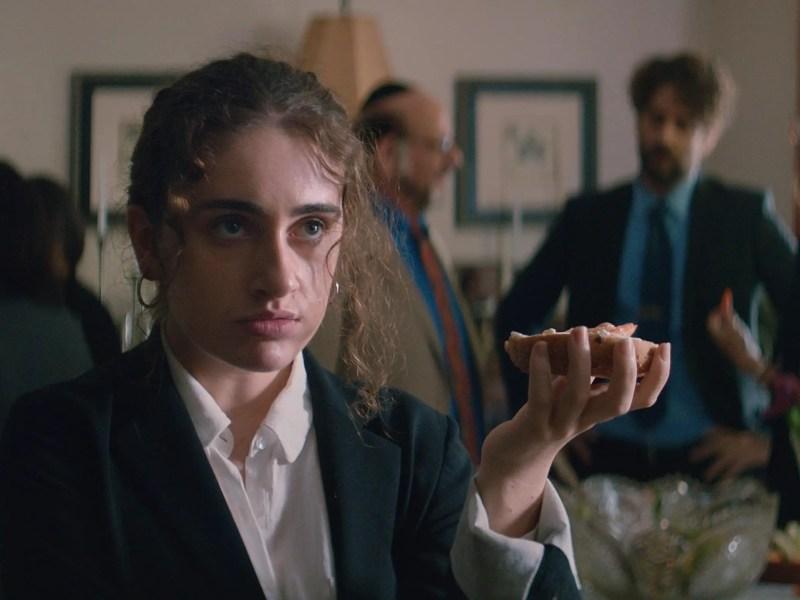 Rachel Sennott in Shiva Baby, an SXSW Film Festival selection