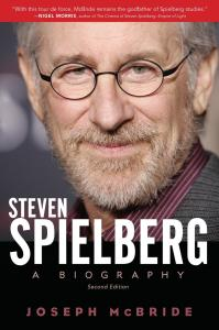 Steven Spielberg: A Biography by Joseph McBride