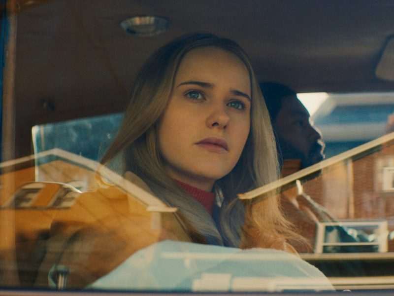 Rachel Brosnahan and and Arinzé Kene star in I'm Your Woman, directed by Julia Hart