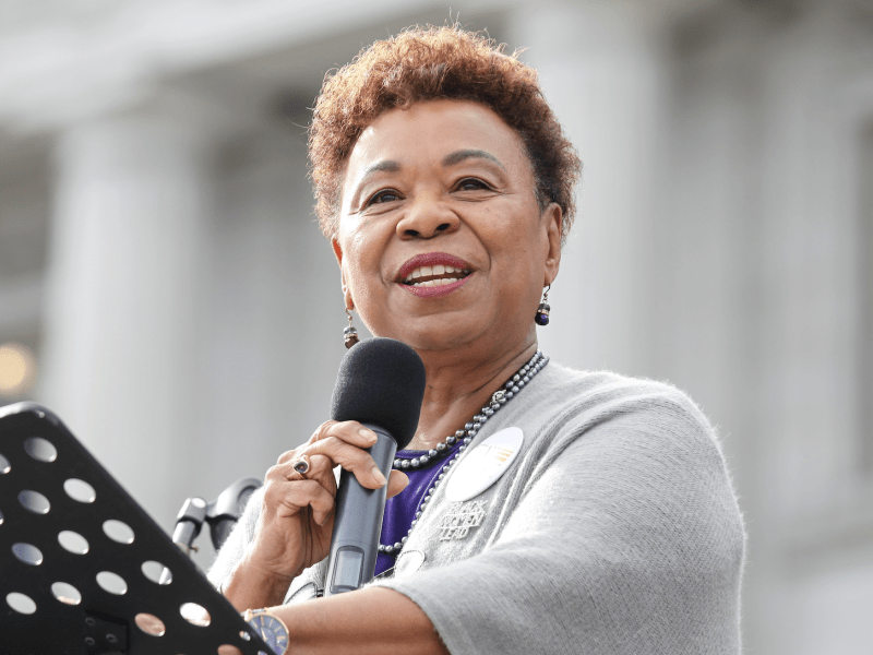 Rep. Barbara Lee in Truth to Power