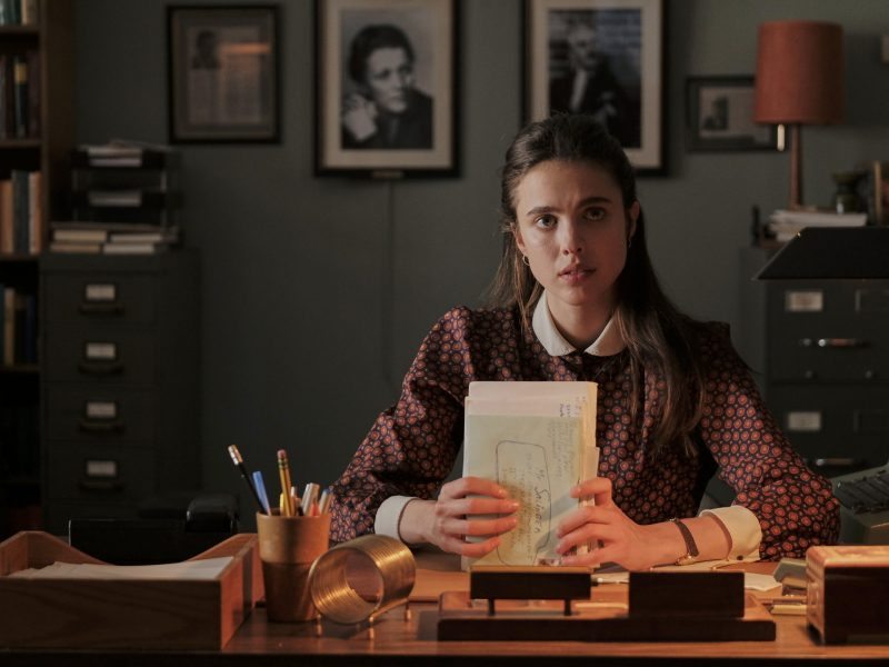 Margaret Qualley in My Salinger Year.