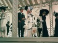 Wilfrid Hyde-White and Audrey Hepburn in My Fair Lady.