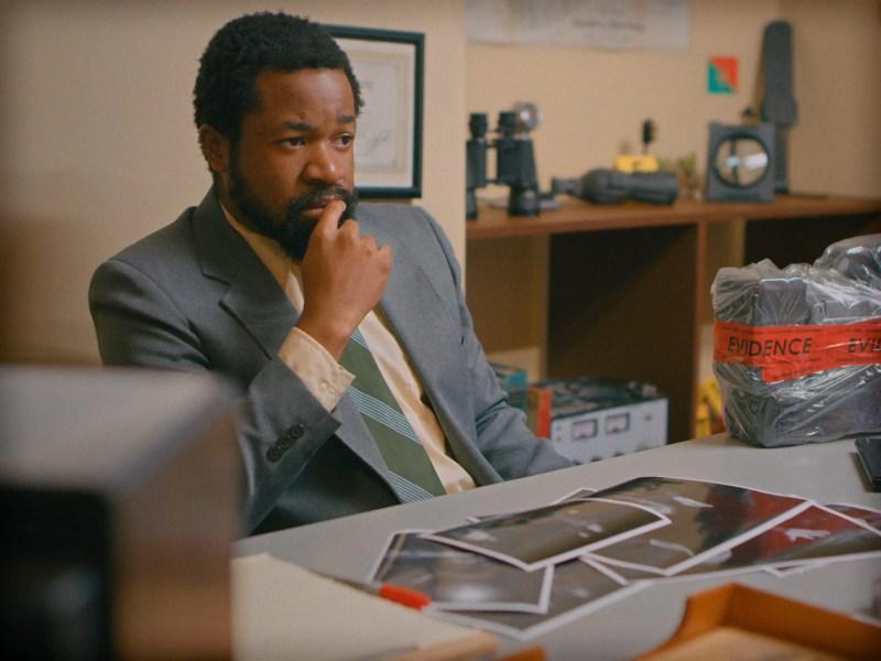 Ikechukwu Ufomadu as Inspector Ike.