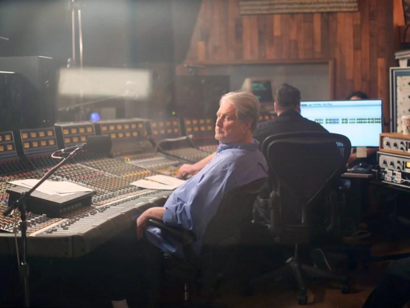 Brian Wilson in Brian Wilson: Long Promised Road.