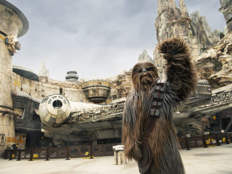 Behind the Attraction, Star Wars: Galaxy's Edge