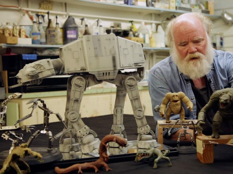 Phil Tippett in Phil Tippett: Mad Dreams and Monsters