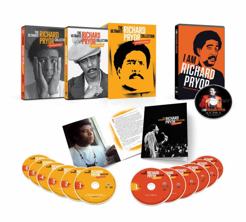 The Ultimate Richard Pryor Collection: Uncensored.
