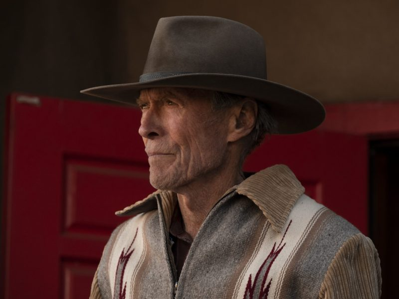 Clint Eastwood in Cry Macho.