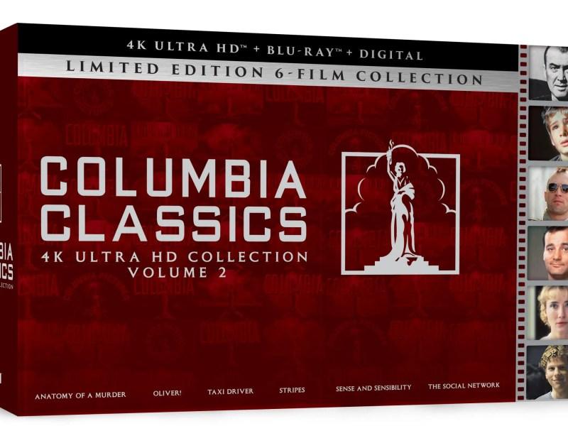 Columbia Classics 4K Ultra HD Collection: Volume 2