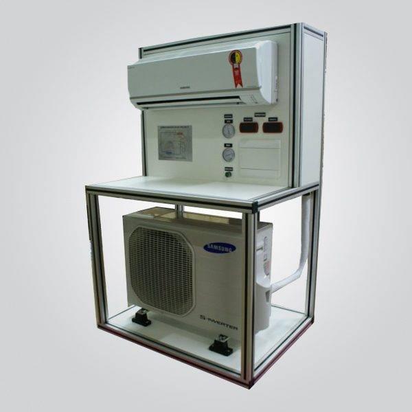 Módulo Didático Condicionador de Ar tipo Split