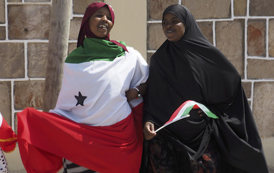 Women celebrate Somaliland Independence Day in 2016Clay Gilliland /Flickr