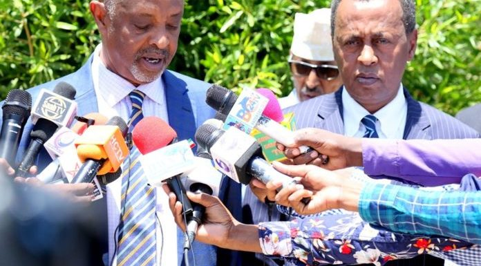 State pledges to have general elections held in time