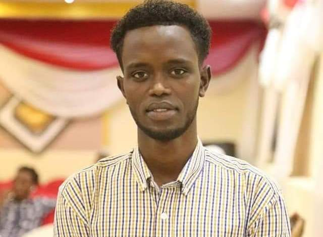 journalist Ali Aden Mumin arrested in Mogadishu after posting comments on his Facebook account