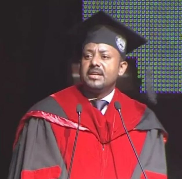 PM Abiy's Commencement Speech at Addis Ababa University