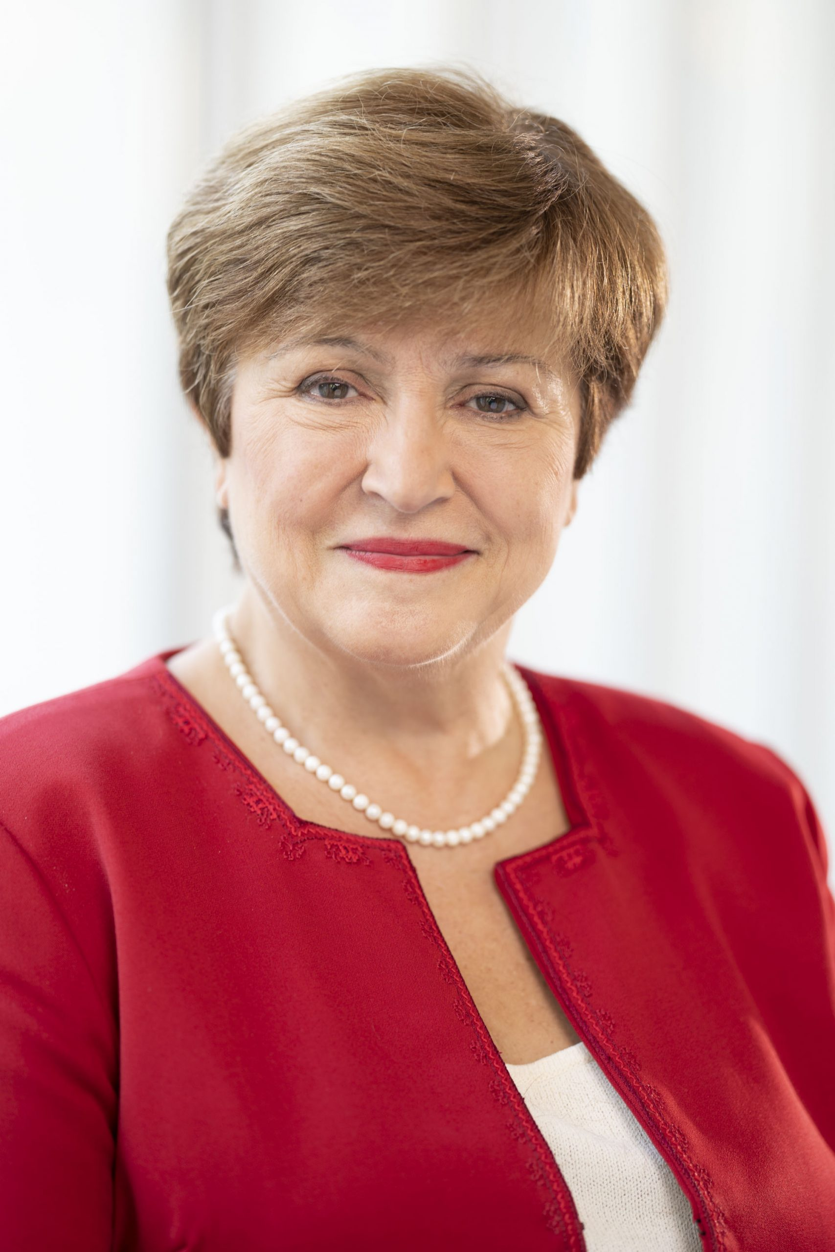 Kristalina Georgieva Managing Director