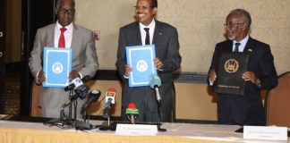 Somaliland and Somalia Talks Ministerial Committee to be led by Foreign Minister Faraton and Interior Minister Sabriye -Communiqué