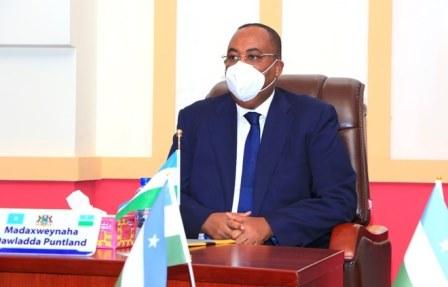 puntgland does not recognize somaliland somalia talks