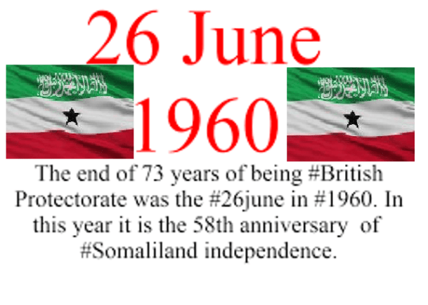 Celebrating The 60th Anniversary Of The Independence Of Somaliland Menafn Com