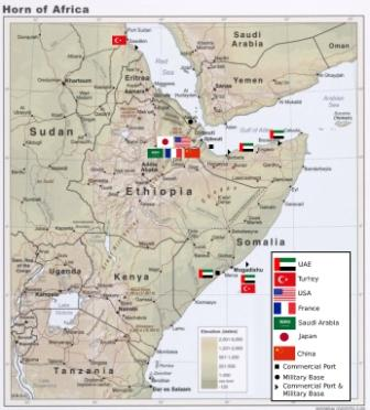 The fact that the Horn of Africa is the most militarized region on earth is not a coincidence