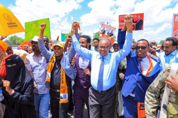 #SomalilandElections2021 l: Wadani Predicts Huge Win, Culminates Campaign