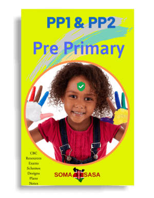 pp1 pp2 pre primary school in kenya preprimary notes, schemes of work, lesson plans, pp1 timetable, assesment rubrics pp1 pp2 cbc resources kenya on somasasa