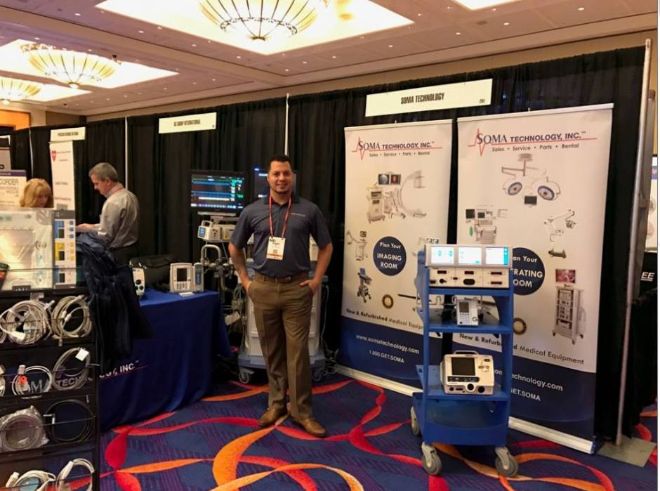 MD Expo New England - Soma Technology, Inc
