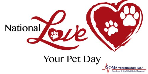 Love You Pet Day