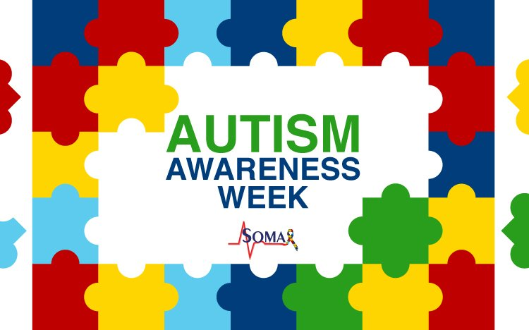 World Autism Awareness Week - Soma Technology, Inc.