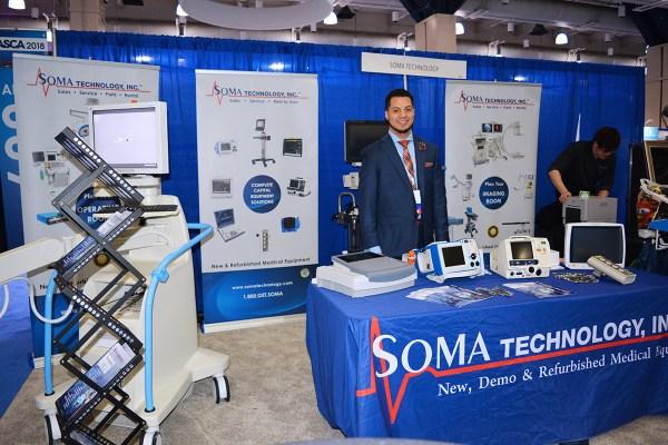 Soma Technology, Inc. - ASCA 2018 - Daniel Mina