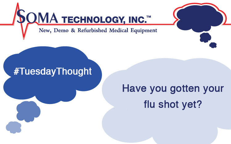 Tuesday Thought Flu Shot